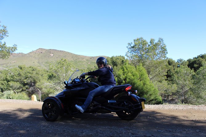 2 hour Can Am Spyder Mar Menor Vistas Tour for minimum of 2 pax photo 6