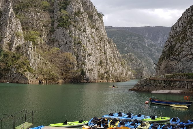 Skopje & Matka Canyon from Pristina