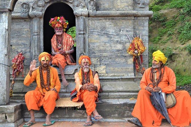 Half day sightseeing tour Kathmandu ( Boudhnath Stupa and Pasupati Temple )