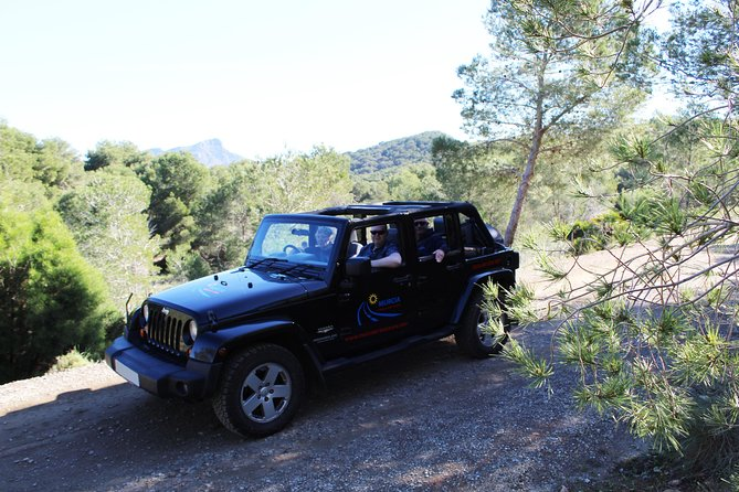 "Stunning Jeep Wrangler ""The Rockstar Tour"" (4 Hours - Min of 4 Passengers) photo 13"