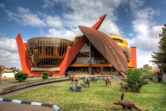 Essence of Arusha City Tour