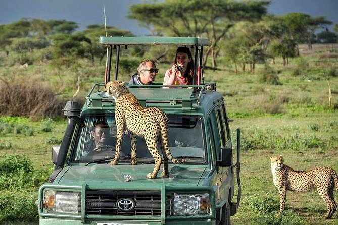 6 Days Exotic Big5 Wild Game Drive & Zanzibar Excursions
