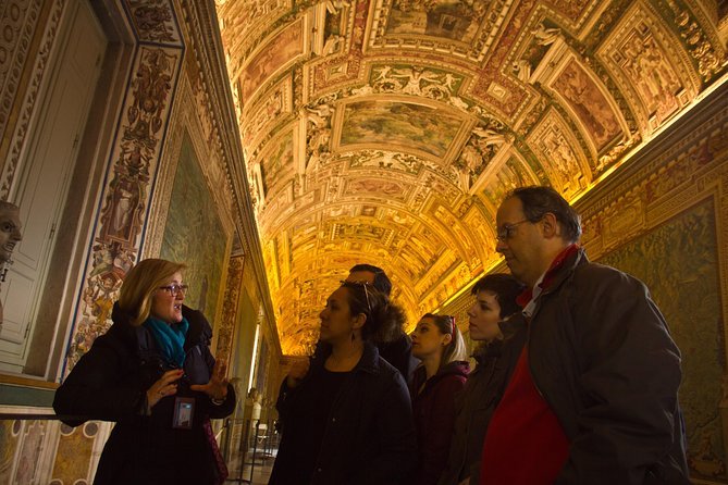 Supersaver: Early Bird Vatican Museums, Colosseum and Ancient Rome Guided Tour photo 7