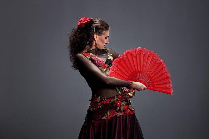 Gourmet Tapas Small Group Walking Tour and Flamenco Show