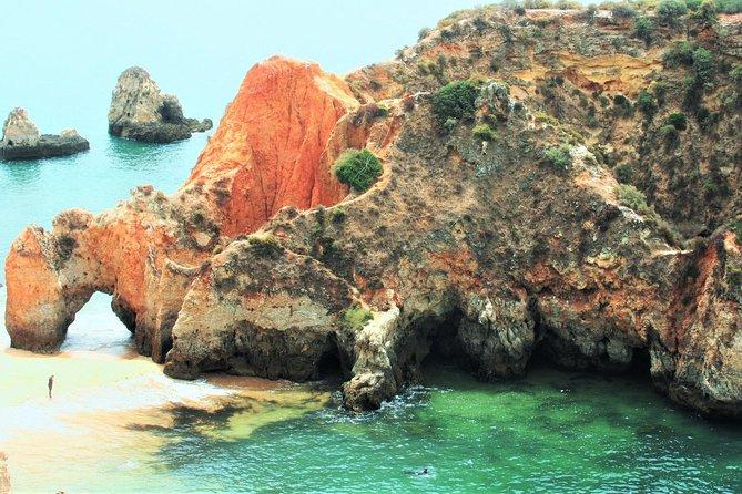 Visit Secret Caves, Hidden Beaches and Snorkeling in Alvor, Portugal