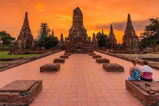 Ayutthaya Temples Tour By Road From Bangkok photo 17