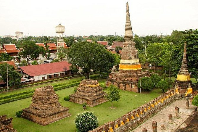 Ayutthaya Temples Tour By Road From Bangkok photo 10