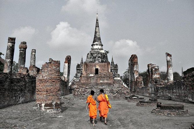 Ayutthaya Temples Tour By Road From Bangkok photo 6
