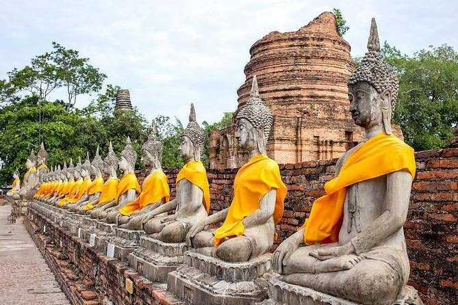 Ayutthaya Temples Tour By Road From Bangkok photo 11