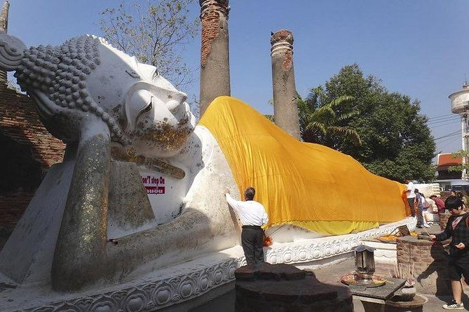 Ayutthaya Temples Tour By Road From Bangkok photo 14