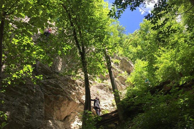 Rock Climb in Croatia Near Zagreb