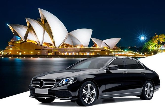 Private Airport Transfer: Sydney Kingsford Smith Airport (SYD) to Sydney