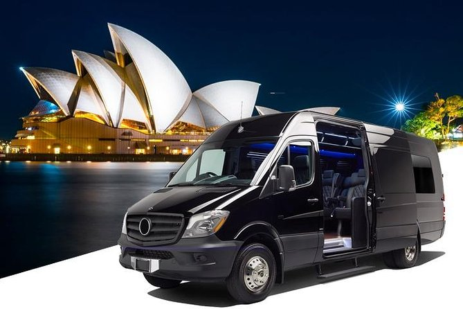 Private Airport Transfer: from Sydney to Sydney Kingsford Smith Airport (SYD)