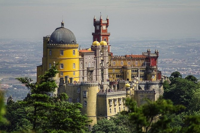 Sintra, Cabo da Roca and Cascais Tour from Lisbon