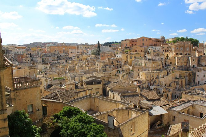 Discover the Wonderful Matera Sassi with Local Guide