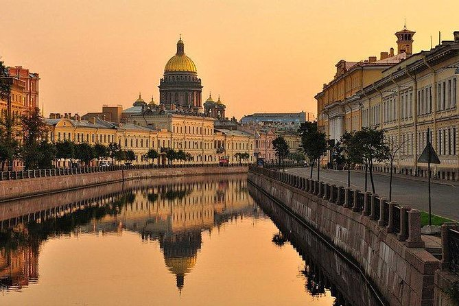 Private St. PEtersburg highlights sightseeing tour