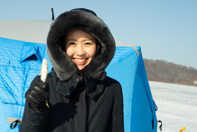 Ice fishing experience photo 6