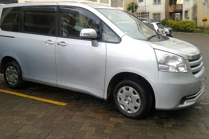 One-Way Nairobi Airport Transfers