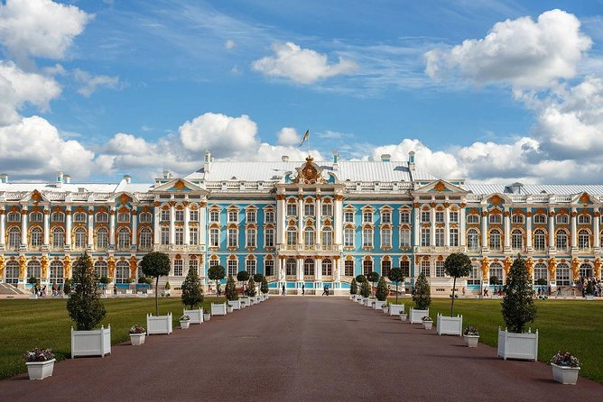 Catherine Palace and Park: Private tour to Tsarskoe Selo