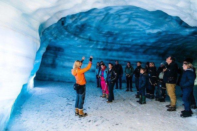 Into the Glacier: Langjokull Glacier Ice Cave Tour Without Reykjavík Transfer