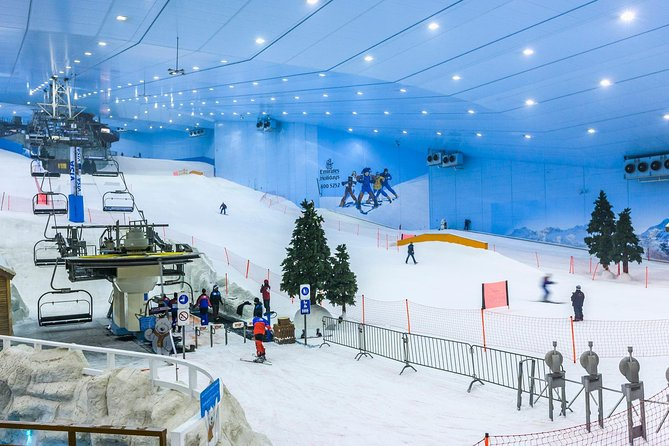Ski Dubai Snow Classic Full Day Pass