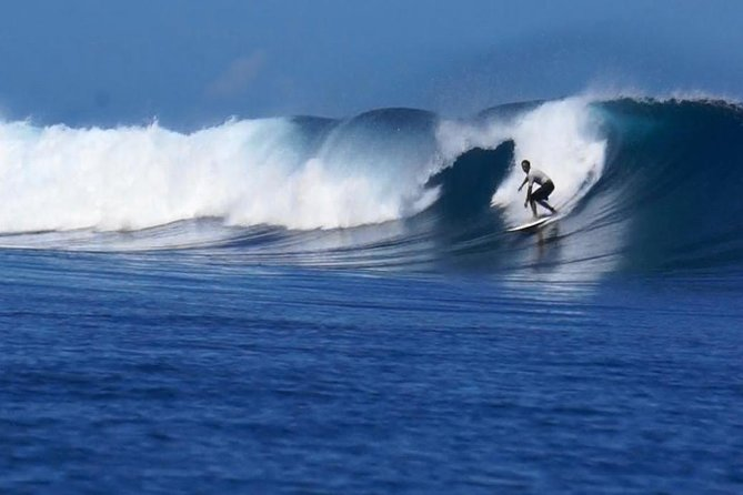 The Authentic Fijian Surfing Adventure Half Day Tour