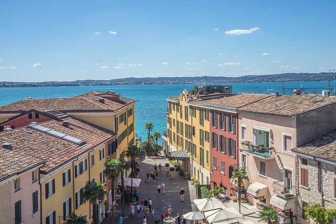 Lake Garda from Milan in small group - max 7 pax