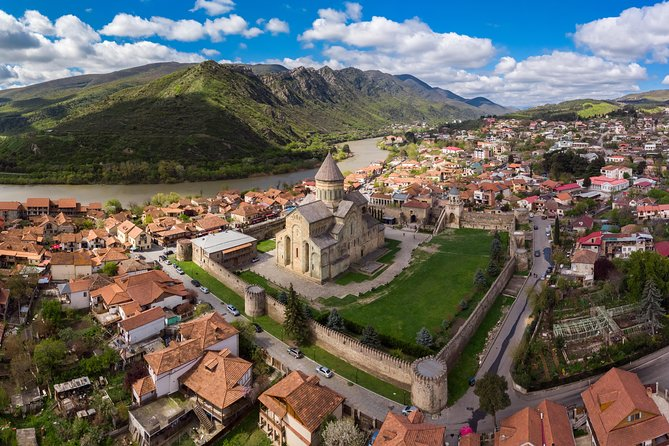 Mtskheta & Jvari Half Day Private Tour
