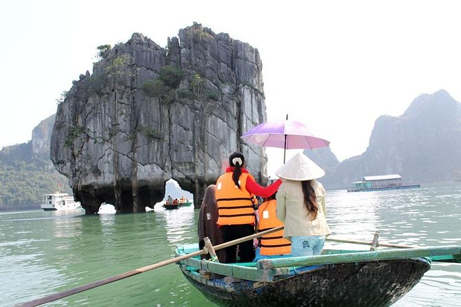 Best Halal Tour in Halong Bay With Transfer From Hanoi & Kayak & Halal Lunch photo 7