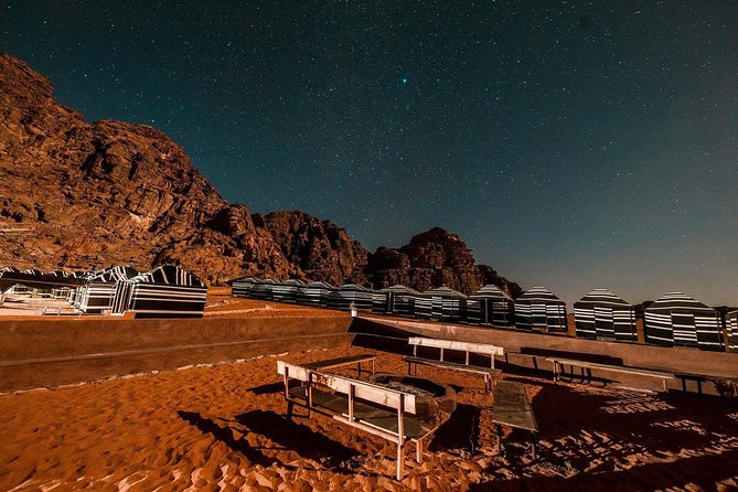 Night under the stars and full day Jeep tour