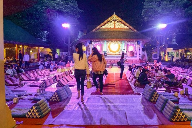 Authentic Lanna Dinner and Shows (Khan Toke) in Chiang Mai