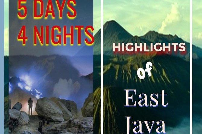 Highlights Of East Java 5D 4N