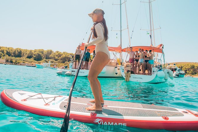 Full Day Sailing on a yacht - Zadar Archipelago - small groups - lunch optional