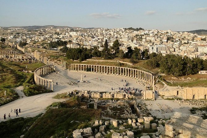 Private Jerash Cheap Tour ! Half Day Trip from Amman photo 6