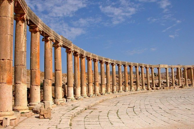 Private Jerash Cheap Tour ! Half Day Trip from Amman photo 3