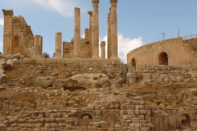 Private Jerash Cheap Tour ! Half Day Trip from Amman photo 7