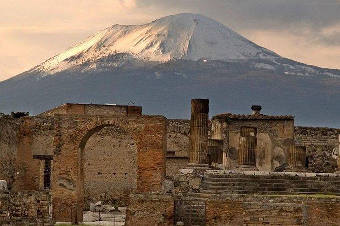 Agerola - Pompeii Half Day Grau Grau Tour
