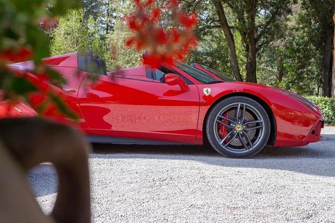 Roman Castles - Tour in Ferrari