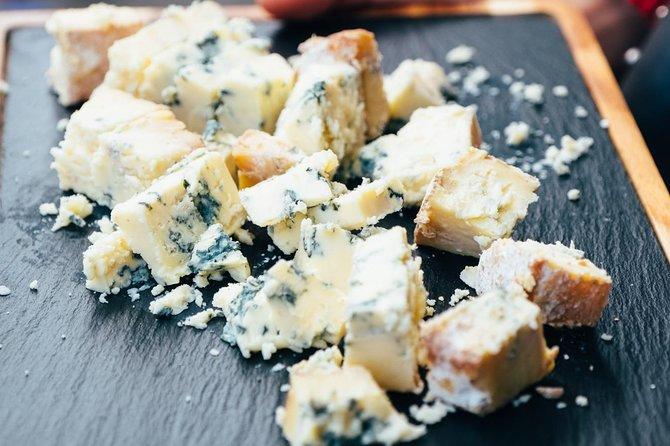 The Edinburgh Cheese Crawl
