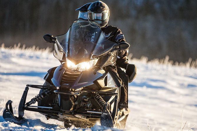 Highland Snowmobile Expedition