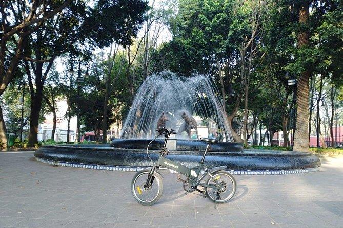 COYOACAN on e-bike tour