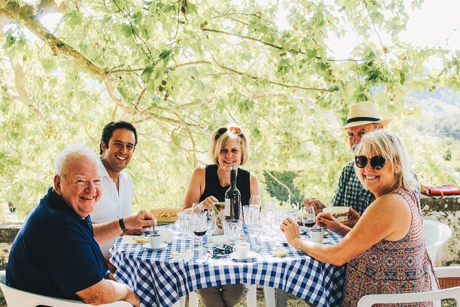 Lunch at a family owned vineyard - Gastronomy & Heritage
