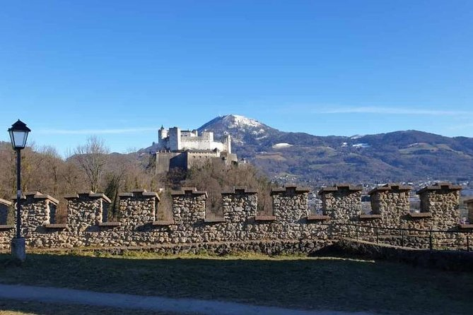 Sigh running: City of Salzburg Mountains Tour