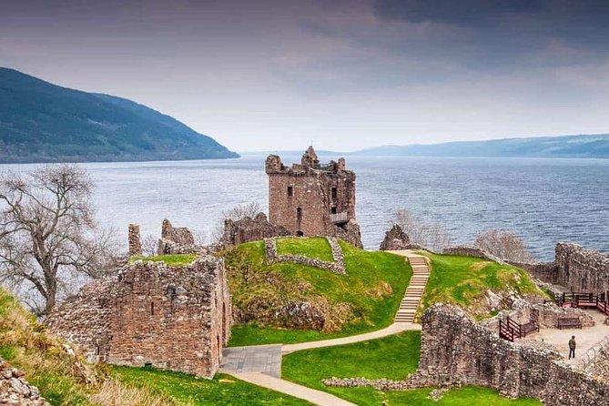 8 Hours Scotland Lochs & Glens Tour