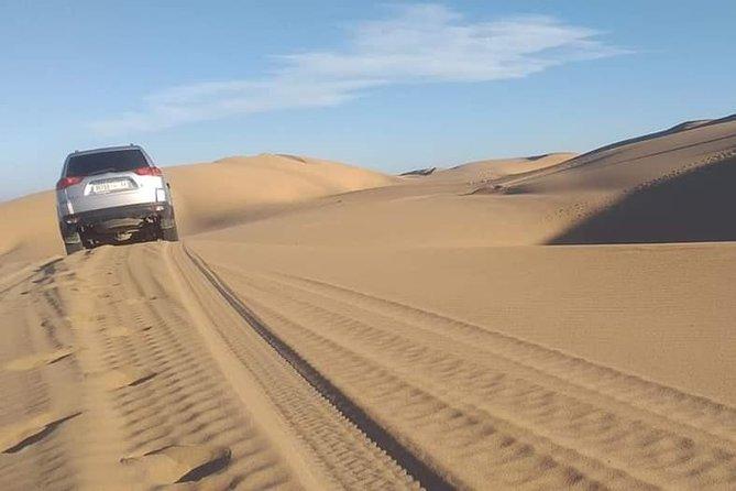 Agadir Sahara Dunes Half day