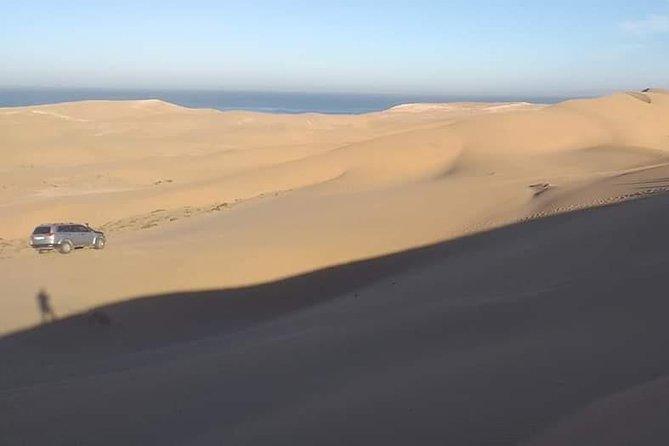Private trip to mini sahara by jeep