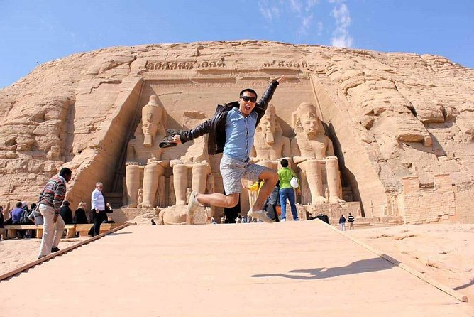 cheap trip: from cario to aswan and rutern