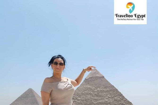 Best Full Day tour to Giza pyramids and the Egyptian Museum.