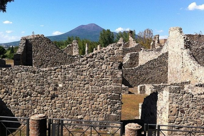 Pompeii & Vesuvius Experience