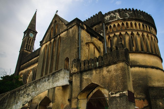 Stone Town Hop-On Hop-Off Tour from Matemwe